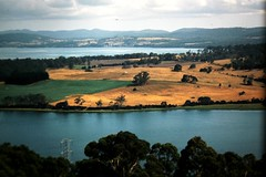 Tamar River near Launceston, Tasmania (Arthur Chapman) Tags: australia tasmania launceston tamarriver geo:country=australia geocode:method=googleearth geocode:accuracy=5000meters