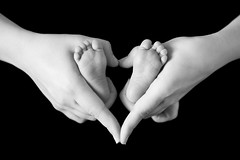Lovin Feet  [Explore] (BrianBallPhotography) Tags: bw baby feet newborn nikkor85mm18 nikond3 mygearandme mygearandmepremium mygearandmebronze mygearandmesilver skancheli