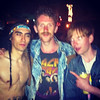 Lads met Anthony Kiedis