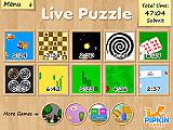即時拼圖(Live Puzzle)