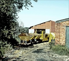 Cherry Orchard Brickworks (Kingmoor Klickr) Tags: industrial railway gauge narrow alankeef gordonedgar ak28 cherryorchardbrickworks butterleybuildingproducts