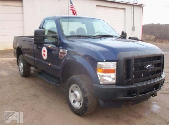 ny ford truck town highway pickup government department municipal f250 birdsall powerstroke