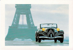 50 Years of Front-Wheel Drive (Tailothebank) Tags: france cars wheel french drive automobile transport traction tractionavant citron front motor 16 avant berline 11bl trs cabriolet bx 7c frontwheeldrive