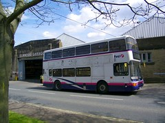 Think I'm getting old (1) (Renown) Tags: bus volvo yorkshire group first preserved halifax rbw preservation bromley olympian 34045 northerncounties ncme firstwestyorkshire elmwoodgarage reliancebusworks palatine2 p245ucw