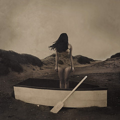 the ways of the lonely planet (brookeshaden) Tags: