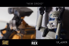 Captain Rex - Star Wars - Clone Wars (sir_winger) Tags: trooper toy star action captain figure wars clone rex blaster hasbro uploaded:by=flickrmobile flickriosapp:filter=nofilter