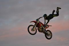 Extreme Stunt UK Show - Bike Jump (philclewlow) Tags: bike jump extreme rally stunt extremestuntshowuk