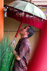Chocodot Umbrella (truekikit) Tags: umbrella indonesia westjava batik garut waterbamboo chocodot