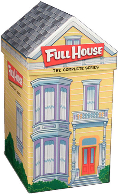 Full House The Complete Series DVD Box Set