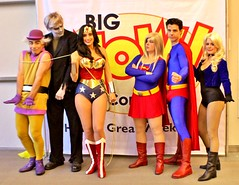 IMG_3559 (RyC - Behind The Lens) Tags: wow starwars cosplay sanjose superman wonderwoman r2d2 stormtrooper comicbooks supergirl darthvader thor catwoman poisonivy bigwow comicfest