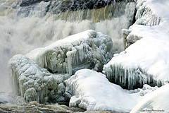 Winter waterfall(sh) copy (Dannyboy221) Tags: water river waterfall quebec nation petit plaisance