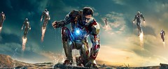 IronMan 3 (MCRFan1981) Tags: ocean sky 3 man three iron tony suit stark