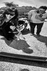 @Sea World (_GreenPepper_) Tags: family blackandwhite bw black 35mm photography photo fuji photographer sandiego professional finepix fujifilm seaworld photoprapher silverefexpro2 fujifilmx100 fujix100