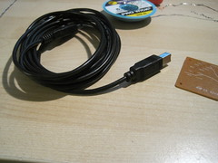"Step 10: Grab a USB cable • <a style=""font-size:0.8em;"" href=""http://www.flickr.com/photos/61091961@N06/8964602963/"" target=""_blank"">View on Flickr</a>"