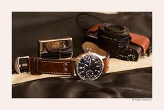 Ready (salar hassani) Tags: leather sony watch ready zippo nav steinhart buhr l13 rx100m3