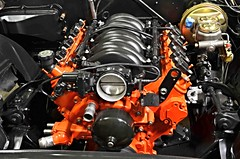 EngineIn02 (john.and.kath) Tags: chevrolet conversion engine swap impala ls 1965 60l l98 jrd ls2 l76