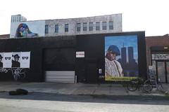 IMG_4235 (Mud Boy) Tags: nyc newyork brooklyn bushwick streetart wtc twintowers biggiesmalls