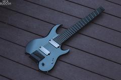 Vader8-3 (NickBudosh) Tags: kiesel guitars vader guitar guitarporn kieselguitars multiscale canon 6d metal maryland