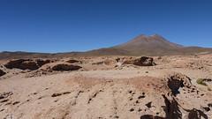 Like being in space. Atacama Desert, Chile. (lou.martindale) Tags: atacamadesert outofthisworld shapes sky