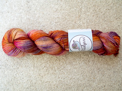 Crimson Sunset - Merino Single
