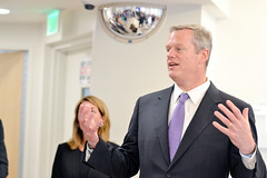 Baker-Polito Administration Expands Addiction Program for Women at Taunton State Hospital (Mass_HHS) Tags: opioids opioiddiscussion wrap governorcharliebaker ltgovernor ltgovpolito taunton state hospital tauntonstatehospital secretarymarylousudders