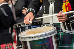 The Rhythm (TheWildFireOne) Tags: band floors castle pipers drummers kilt scotland scottish march pipe 500px