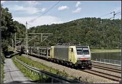 ITL_E-189-205_Knigstein_Sachsen_DE (ferdahejl) Tags: itl e189205 knigstein sachsen de