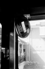(an endpoint) (Dinasty_Oomae) Tags: arco arco35    monochrome blackandwhite blackwhite outdoor street 35 ibaraki     ryugasaki   kantetsuline terminal   station  sanuki