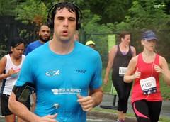France Run 8K  8-21-16 (local1256) Tags: manhattan nyc newyorkcity nyrr newyorkroadrunners race running runners rain centralpark francerun 8k rainstorm