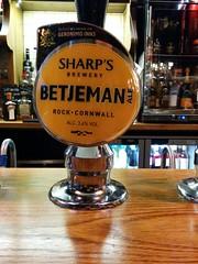 Sharp's Betjeman Ale (DarloRich2009) Tags: sharpsbrewery betjemanale sharpsbetjemanale brewery beer ale camra campaignforrealale realale bitter hand pull