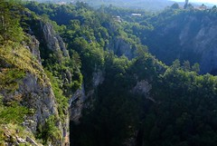 Skocjan (1) / Karst / Eslovenia / Slovenia (Ull màgic (+1.000.000 views)) Tags: škocjan karst eslovenia slovenia coves cuevas natura naturaleza nature paisatge paisaje landscape bosc bosque fuji xt1