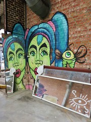 / Gentbruggekouter - 19 aug 2016 (Ferdinand 'Ferre' Feys) Tags: gent ghent gand belgium belgique belgië streetart artdelarue graffitiart graffiti graff urbanart urbanarte arteurbano urbex