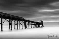 Coal Loader (Trevor Tutt) Tags: trevortutt catherinehillbay coalloader longexposure clouds sony a7r2 ocean newcastle