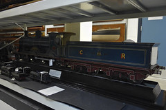 GMRC Bigger loco's (route9autos.co.uk) Tags: glasgow museum resource centre gmrc transport truck trams train model ship hull treasure albion caledonian railway display historic scotland nitshill collection