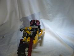Maari 9 (quartzroolz) Tags: bionicle agori quartz roolz bike biker bikerbabe system mixel island rpg mocpages