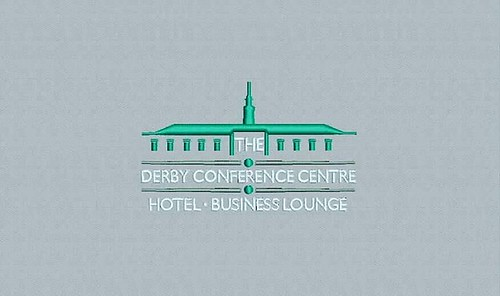 digitized #derbyconferencecentre - true flat rate embroidery digitizing - prices start at $5.99 per design.  Email your artwork in pdf, jpg or png format to indiandigitizer@gmail.com.  www.IndianDigitizer.com  #FlatRateEmbroideryDigitizing #Indiandigitize