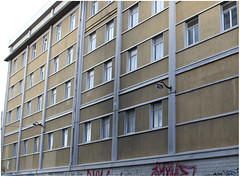 Beige (arrixaca15) Tags: friche belle mai arquitecture architecture arquitectura marseille marsella france street rue callejera ventanas luz