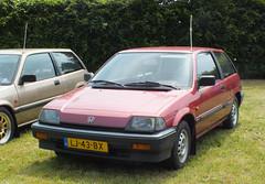 Honda Civic (peterolthof) Tags: westerlee 28052016 manskemulder peterolthof honda civic lj43bx