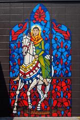 The White Horse: Scheherazade (Joey Hinton) Tags: olympus omd em1 1240mm f28 chattanooga tennessee mural makework mccalliewalls mft m43 microfourthirds scheherazade