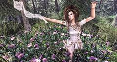 The Butterfly muse (Anderian Sugarplum) Tags: reverie exile lumae littlebranch secondlife secondlifeblog anderiansugarplum