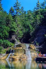 Water Falls - Treman_0006 (sugarzebra) Tags: treman roberthtreman statepark ny newyork ithaca waterfalls longexposure fingerlakes canon