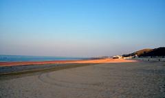 blue hour  -  blaue stunde (joachim.d.) Tags: zoutelande blauestunde bluehour zeeland europa europe meer sea beach settingsun blue netherlands niederlande licht