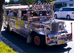 Jeepney (6) (momentspause) Tags: jeepney manila philippines vehicle ricohgr ricoh travel