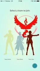 Pokémon GO (UX Examples (Mobile Games)) Tags: 2016 pokémongo niantic community team