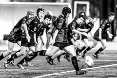 Engage! (SylvainMestre) Tags: 20162017 m16 stadeboirongranger thiers rugby villeurbanne auvergnerhã´nealpes france fr
