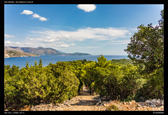 View from Lokrum (Falcdragon) Tags: croatia dubrovnik lokrum island landscape seascape forest nature naturephotography midday sonyrx100mk128100mmf1849