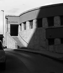 2016_09 Sicily_017 Agrigento (Outi's photos) Tags: razionalismo mazzoni agrigento sicily