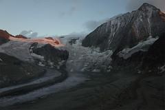 Cheilon moonrise (Riverman___) Tags: alps switzerland val pignedarolla montblancdecheilon valais mountaineering outdoors sky mountain glacier hill hike alpinism scrambling climbing climb valdherens evolene arolla