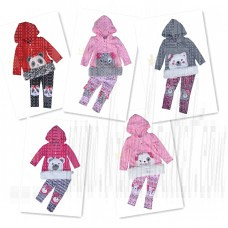Girls Cartoon Pullover Hooded Suit Fleece Linning Hoodie & Lounge Pants Set 1-6 Years (fashionkids) Tags: wholesale kidswearsupply wholesalebaby brandsupply babywearwholesale usa european fashion europestyle style new collection kidsclotheschina fashionkids gap ralph laurence polo disneys old navy aber crombie timberland kids oshkosh dkny jeep guess calvin klein gymboree carters boss wear zara dc gucci puma quick silver lacoste diesel baby hackett london laura ashley berberry nissen dg junior elle dior levis lady bird fisherprice dora petel pumpkinpatch target esprit next tommy