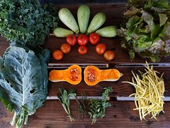 Suzie's CSA Box, Week of Oct. 3 - 9